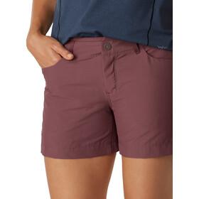 "Arc'teryx Creston Shorts 4.5"" Damer, inertia"